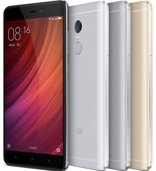 Xiaomi Redmi Note 4 pro 3Gb/32Gb (Серый)